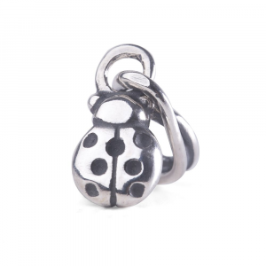 Trollbeads beads, Pendente Coccinella