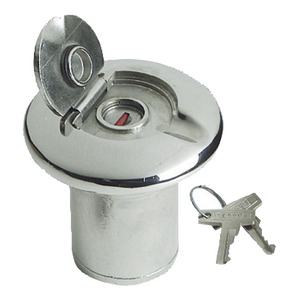 Tappo inox Fuel 38 mm RINA - Osculati