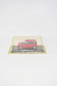 Modellino Daewoo Tico Rossa