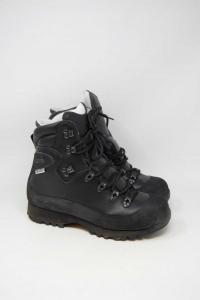 Boots Accident Prevention Waterproof Aquastop N° 43 Black