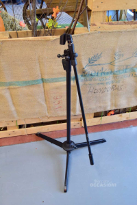 Asta Per Microphone Adjustable And Folding