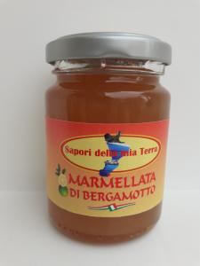 Marmellata di Bergamotto di Reggio Calabria della ditta Sapori della Mia Terra  di Brancaleone (RC)