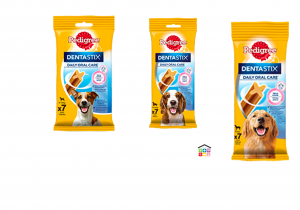 Dentastix cane small/medium/large confezione 7 pezzi