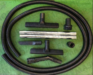 KIT tubo flessibile e Accessori per Aspirapolvere & Aspiraliquidi VAC 8 della TECNOVAP