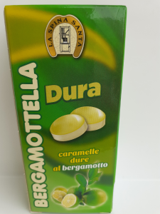 Caramelle Dure al Bergamotto 75 gr Ditta La Spina Santa di Bova Marina (RC)