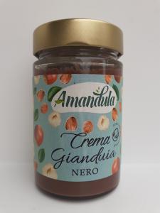 Crema Gianduia 200 gr Ditta Caracciolo di Brancaleone (RC)