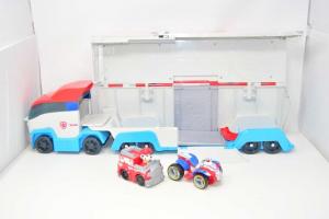 Truck Paw Patrol + 2 Veicoli