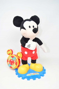 Pupazzo Mickey Mouse Interattivo Club House