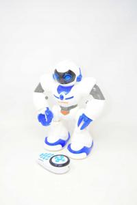 Gioco Robot Mars 2 Che Cammina E Parla Con Telecomando