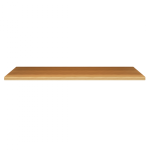 Mensola in Truciolato Nobilitato Noce Chiaro - Spessore: 18mm - Bordata su 4 lati