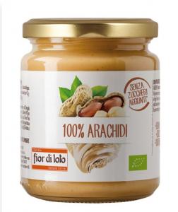 Crema 100% di arachidi tostate