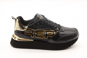 Replay Sneakers Donna nera