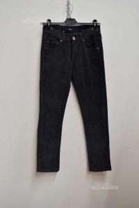 Pants Woman Butx& Co.gray Mouse Size 40