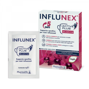 Influnex® Active Plus Bustine Pharmalife Research