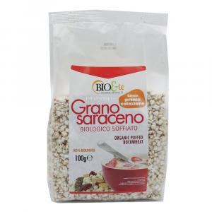 Grano Saraceno Soffiato Bioete 100 gr