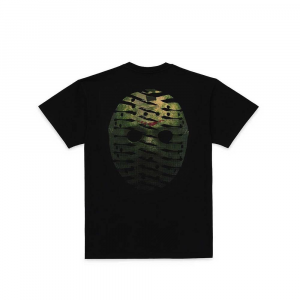 PROPAGANDA Tee Ribs Icon Mask Black