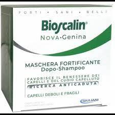 Bioscalin® NovaGenina Maschera Dopo-Shampoo Uomo e Donna 200ml