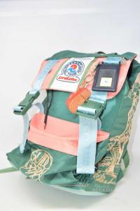 Backpack Invicta Vintage Limited Edition Guido Creepaxlimited Series N9999