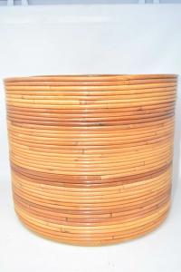 Vase Holder Wooden Plants Vintage Diameter 42 Cm
