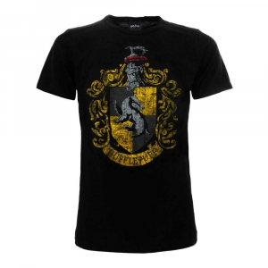 Harry Potter maglietta Tassorosso vintage da 7 anni alla taglia XXL