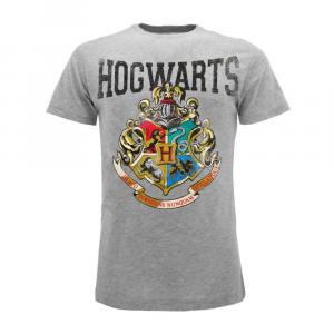 Harry Potter maglietta stemma Hogwarts vintage dalla taglia XS alla XXL