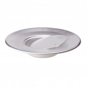 Colafritto 45 Cm In Alluminio Professionale Con Pentolino Raccoglitore Argento Pentolame Professionale Cucina