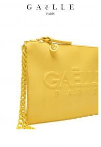 Pochette colore oro | Marca GAELLE