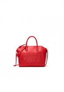 Bauletto colore rosso | Marca GAELLE