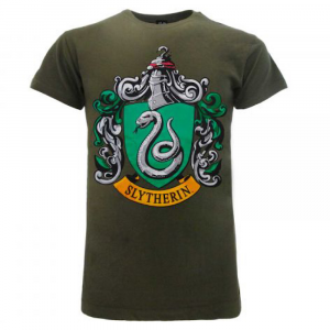 Harry Potter maglietta Serpeverde dalla taglia XS alla XXL