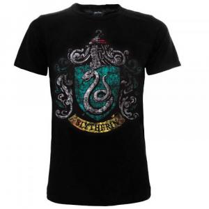 Harry Potter maglietta Serpeverde vintage da 7 anni alla taglia XXL