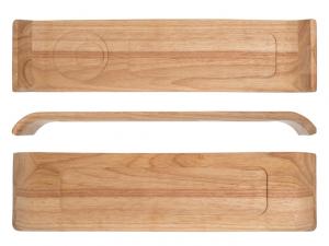 Vassoio legno antipasti 45x12
