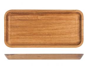 Vassoietto legno 28x14