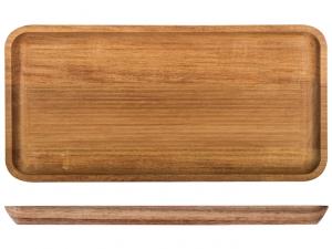 Vassoietto legno 35x17