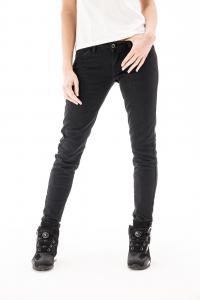 Jeans moto donna Ixon JUDY Nero