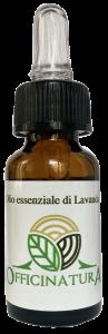 Olio essenziale di lavanda - Officinatura 10 ml