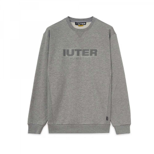 IUTER Crewneck EST 2002 Grey
