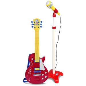 BONTEMPI - Chitarra Elettrica Rock con Microfono 245832