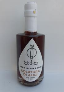 Colatura di Alici 100 ml della ditta Calabriaittica di Anoia (RC)