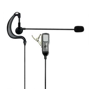 Microfono auricolare MA30-L  a 2 Pin con connettore a L