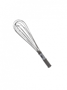 Frusta manuale inox cm35