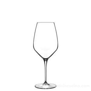Linea Atelier Riesling Tocai 6 Calici Da Vino 44 Cl Per Degustazione Raffinato In Vetro Trasparente Collezioni Casa Cucina