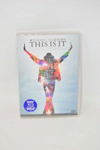 Dvd This Is It Michael Jacksons Edition New Sealed