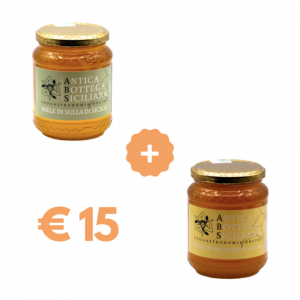 Box degustazione Miele Siciliano