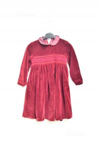 Vestito Rosso Bambina Twiddy 4anni