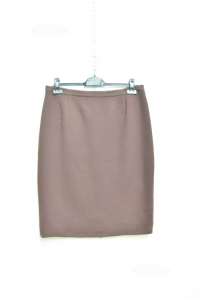 Skirt Woman Brown Renato Crossbow Size 48