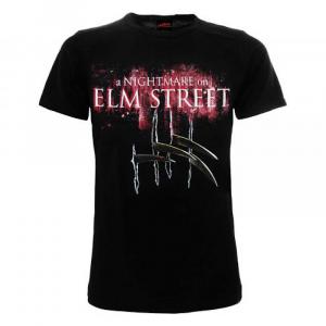 T-shirt Nightmare on Elm Street dai 9 anni alla taglia M