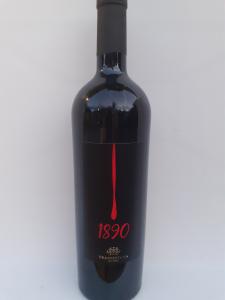 1890 Calabria Vino rosso 75cl. Azienda Vinicola Tramontana Gallico (RC)