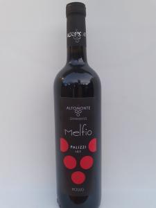 Melfio Palizzi I.G.T. Vino rosso 750ml. Azienda Vinicola Altomonte Palizzi (RC)