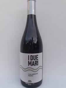 I Due Mari Calabrese nero Vino rosso 75cl. Azienda Vinicola Tramontana Gallico (RC)