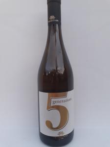 5 Generazioni Vino bianco 75cl. Azienda Vinicola Tramontana Gallico (RC)